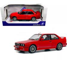 Solido 1801507 BMW M3 E30 Modelo De Coche DTM ganador J Winkelhock NORISING 1992 1:18th