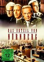 DAS URTEIL VON NÜRNBERG - SPENCER TRACY/BURT LANCASTER/+   DVD NEU