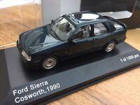 WHITEBOX 236 FORD SIERRA COSWORTH diecast model car Metallic black 1990 1:43rd