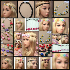 Fabric Crown Headband Hair Accessories for Women