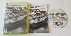 RACE PRO XBOX 360 GAME DRIVING RACING CARS GIFT PRESENT - COMPLETE