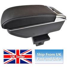 For Skoda Yeti 2009 - 2012 Storage Box Armrest Car Styling Dual Layer Octavia