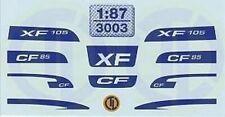 3003 - DAF XF105 und CF85 Dekore 1:87