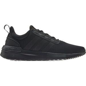 Mens Adidas Racer TR21 Black Cloudfoam Running Athletic Shoe GV7386 Sizes 9-13