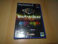 Bust-A-Bloc - Playstation 2 PS2 - NUOVO E SIGILLATO PAL VERSIONE