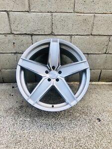 4 x 22 inch Genuine RSR silver wheels BMW Range Rover Sports Jeep SRT