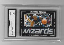 "2017 Michael Jordan "" Wizards "" Logo Patch Mint 9 Card"