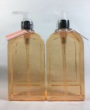 MANDARIN & COCONUT WATER Essenza Luxury HAND SOAP pump lot of 2 bottles NEW