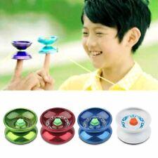 Aluminum Alloy Professional YOYO Ball Bearing String Trick Toy Kids Children LK