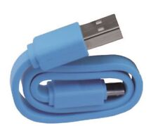 Tekmee Candy Cable Android Charge & Synchronize Micro USB Phone Tablet BLUE
