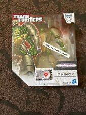 Transformers Generations 30th Anniversary Voyager Class Rhinox Figure