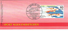 Sport MH Berlin 1986 Schwimmen **