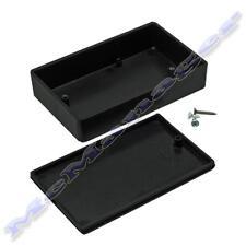 90x56x23mm noir boîtier en plastique ABS projet de petite boîte de circuit électronique