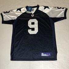 Dallas Cowboys Tony Romo Authentic Jersey by Reebok Size 50 New