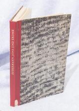 Livre Vintage Jons Et Erdme (Allemand Edition) c. Dur Par Hermann Sudermann Mv