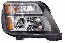 GMC TERRAIN DENALI 2013 RIGHT PASSENGER HEADLIGHT HEAD LIGHT FRONT LAMP