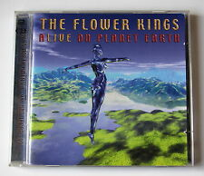 THE FLOWER KINGS...ALIVE ON PLANET EARTH...2 CD