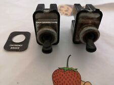 FIAT VINTAGE TOGGLE SWITCHES
