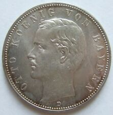 Top! 5 Mark Otto Bavaria 1902 D IN Uncirculated