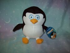 Penguins of Madagascar - small soft plush toy - with tag