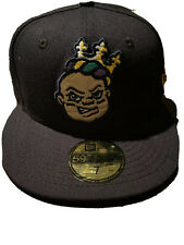 MILB New Era New Orleans Baby Cakes / Zephyrs Home 59Fifty Fitted 7 Hat