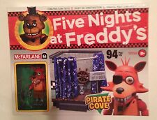 FIVE NIGHTS AT FREDDY'S PIRATE COVE CONSTRUCTION BUILDING BLOCK SET 12032