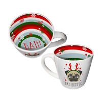 Inside Out Bah Humpug Christmas Mug