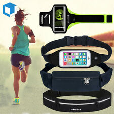 Sport Armband Gym Running Jogging Case Holder Waist Belt Bum Pouch fr Cell Phone
