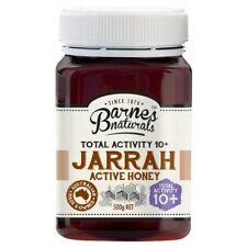 BARNES NATURALS Jarrah Active Honey NPA10+ - 500g