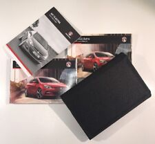 VAUXHALL ASTRA OWNERS PACK / HANDBOOK COMPLETE WITH WALLET 2012~2016
