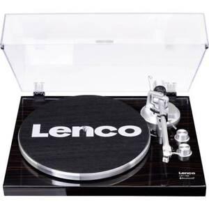 LENCO LBT-188 Record Player Bluetooth Walnut New Warranty