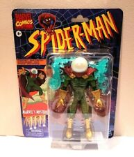 HASBRO MARVEL LEGENDS RETRO CARD MYSTERIO(QUENTIN BECK)WITH MAGIC EFFECTS