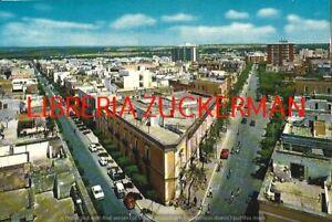 GROTTAGLIE via Diaz corso Matteotti CARTOLINA anni 80 viaggiata