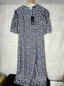AX Paris Floral Dress. New Tagged Size 16
