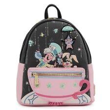 Loungefly Дисней Алиса в стране чудес очень веселый счастливого для вас мини рюкзак
