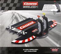 Carrera Evolution 10115 Wireless 2,4 Ghz Set mit 2 Controller