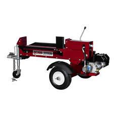 Boss Industrial 20-Ton Horizontal Dual-Action Gas Log Splitter