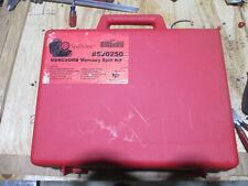 Spilfyter Mercsorb mercury spill kit #520250 Grainger number 3CNZ6
