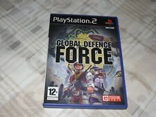 """PS2 """" GLOBAL DEFENCE FORCE"""