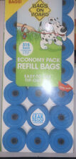 LM Bags on Board Waste Pick Up Refill Bags - Blue 315 Bags