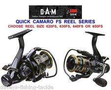 DAM QUICK CAMARO FS FREE SPOOL REEL COARSE CARP BAIT FISHING RUNNER BAITFEEDER