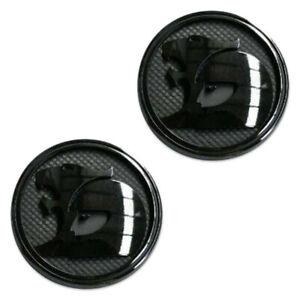 Badge HSV Helmet Lion & Helmet for VF GEN-F GEN-F2 GTS Boot & Bonnet Sed Black