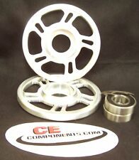 "Billet 5 1/2"" Idler wheels Skidoo / Arctic Cat / Polaris / Yamaha snowmobile"