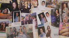 LEIGHTON MEESTER ~ ISRAEL ISRAELI MAGAZINE CUTTINGS CLIPPINGS Gossip Girl