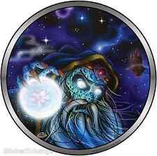 Orb Wizard Sticker Decal Dirty Donny DD61