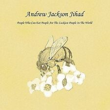 Andrew Jackson Jihad People Who Can Eat People Are The Luckiest People Vinyl LP