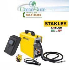 Saldatrice a filo NO GAS compatto 95amp Stanley - MIKROMIG