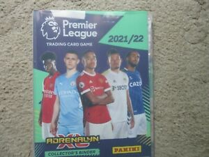 Panini Premier League 2021-22  - Limited Edition Lenticular Golden Baller
