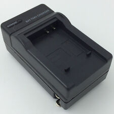 DB-L80 Battery Charger for SANYO Xacti VPC-CG10 DUAL Camera HD Flash Memory Cam