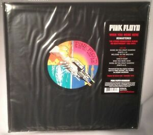 LP PINK FLOYD Wish You Were Here (180g Vinyl, Sony 2016) NEW MINT SEALED